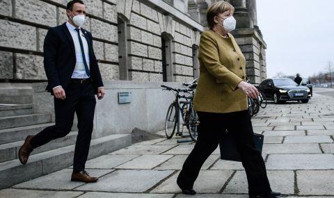 Все повече германци са недоволни от работата на правителството