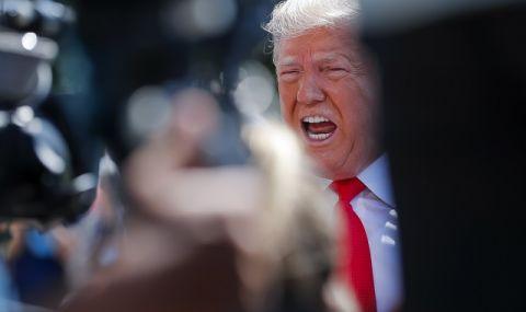 Тръмп отново се обяви за победител на президентските избори