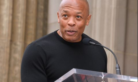 Dr. Dre е приет в болница с тежка диагноза