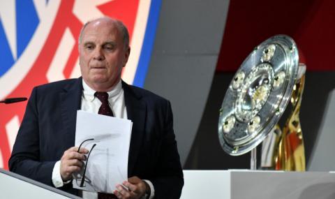 Байерн Мюнхен заплаши с бойкот националния тим