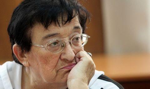 Мика Зайкова: Добавката от 50 лева към пенсиите е подигравка