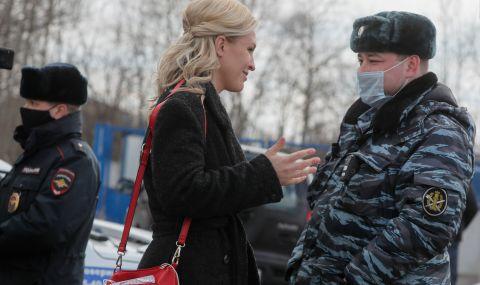Ето как Кремъл коментира влошеното здраве на Навални