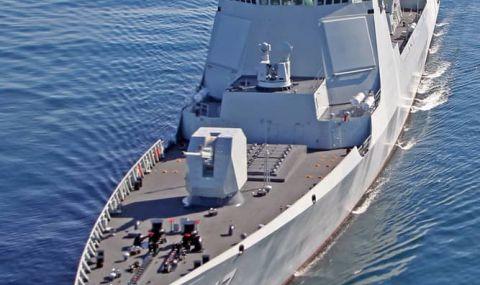 220 китайски военни кораба са навлезли в оспорваното Южнокитайско море