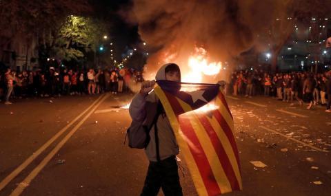 Испанският съд отстрани каталунски лидер