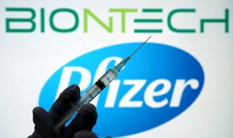 """Пристигат още 14 040 дози от ваксината на """"Пфайзер"""""""