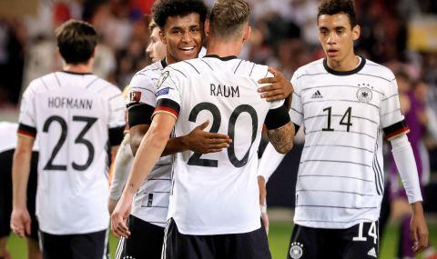 Германия громи с 6:0 - 1