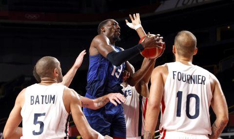 Абсолютният фаворит за златния медал в Токио започна със сензационна загуба в баскетбола - 1