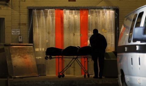 Починалите от COVID-19 в САЩ са повече от загиналите във войната във Виетнам