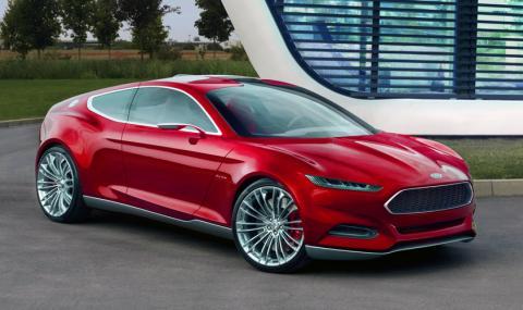 Един Ford заменя едновременно Mondeo, S-Max и Galaxy