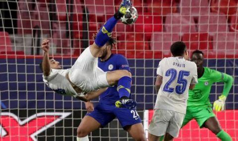 Нападател на Порто влезе в историята на Шампионската лига