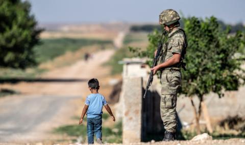 Турски войник е бил убит при обстрел в Идлиб