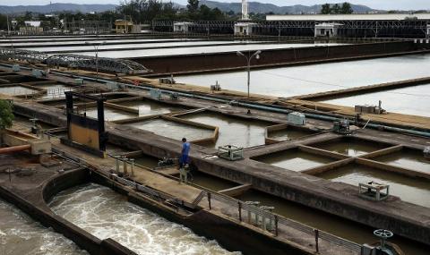 Водна криза в Рио де Жанейро