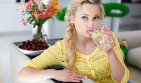 Какво става с тялото ни след 7 дни приемане на вода с лимон