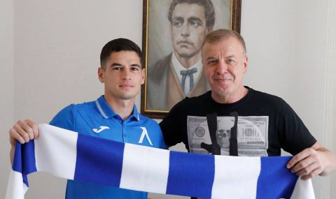 """Официално: Бивш """"син"""" капитан се завърна в Левски - 1"""