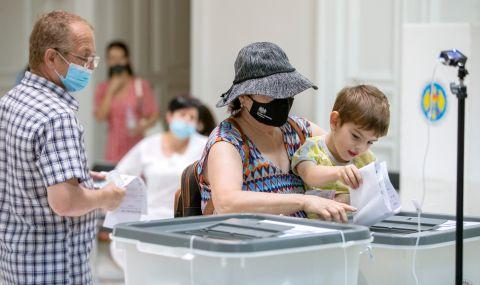 Предсрочни избори: молдовците показаха, че им е дошло до гуша