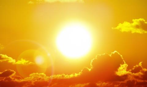 Слънчев петък и горещ уикенд