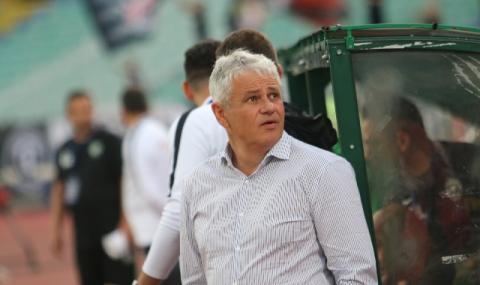 Стойчо Стоев: Футболистите да се замислят
