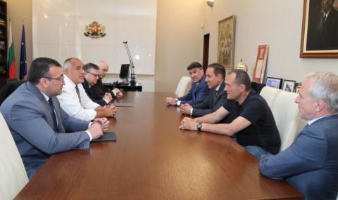 Борисов: Не се обяснявам с обвиняеми