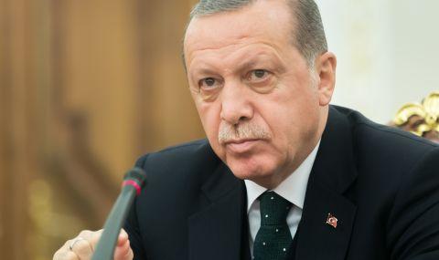 Ердоган води Турция към пропастта