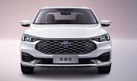 Ford представи новия Escort - 3