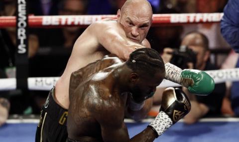 Изненада! Тайсън Фюри отказа да се бие трети път с Дионтей Уайлдър