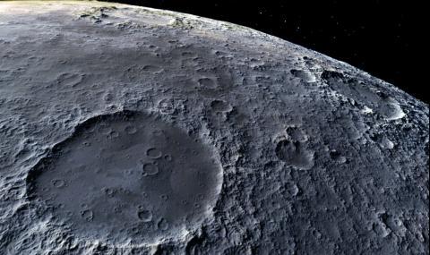 Продават на търг парче от Луната, намерено в Сахара (ВИДЕО)