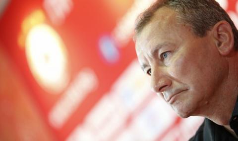 Стамен Белчев прави една промяна в треньорския щаб на ЦСКА