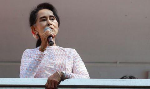 Хиляди на протест в Мианмар срещу военния преврат