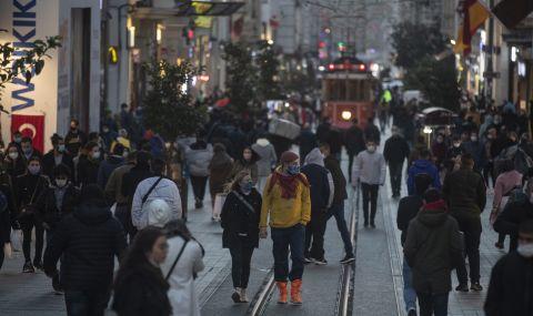 Турция премълчава по 40 000 нови инфекции на ден?