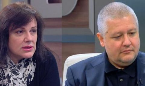 Недялко Недялков и д-р Гълъбова в лют спор със закани и обиди
