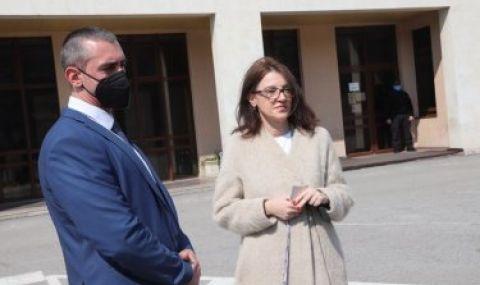 И зам.-директорът на ГДБОП Димитър Брайков се разделил с поста си