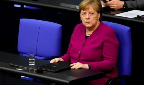 Меркел подкрепи СЗО