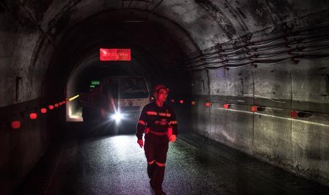 Трагичен инцидент в мина заради изтичане на газ