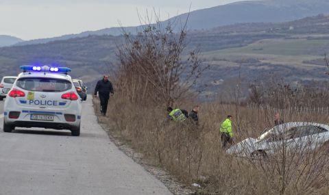 Мъж загина при катастрофа край село Блатец