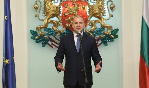 Радев разпуска Народното събрание в четвъртък - 1