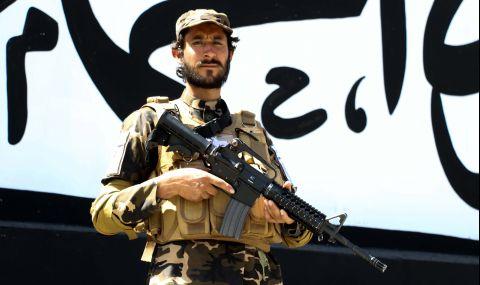 ЕС не хареса новото правителство на Афганистан - 1