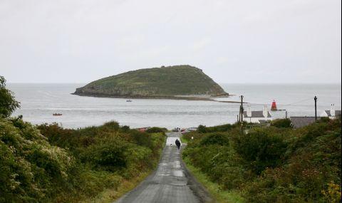 Защо хората не стъпват никога на този остров? (СНИМКИ)