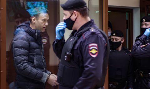 """Здравето на Навални се влошава, """"животът му е в опасност"""""""