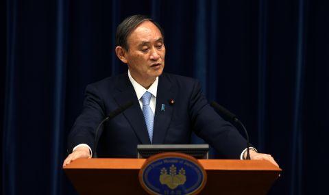 Япония пред вот на недоверие