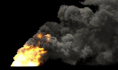 Експлозии край Босфора! Огромен пожар избухна в химически завод в Истанбул (ВИДЕО) - 1
