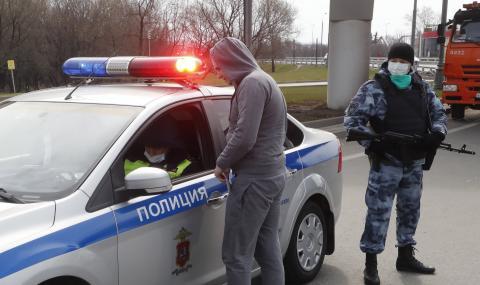 Вирусът може да хвърли Русия в криминално беззаконие