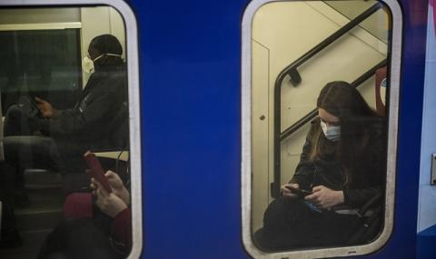 От средата на юни пускат 100% от местата във влаковете във Франция