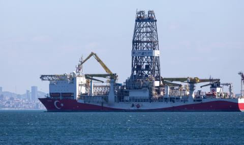 Откритието в Черно море ще даде на Турция коз срещу Русия