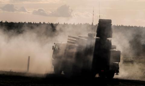 """Руската система """"Панцир"""" стана за смях в Либия"""