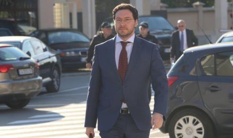 Даниел Митов разкри как Борисов го издигнал за премиер от ГЕРБ