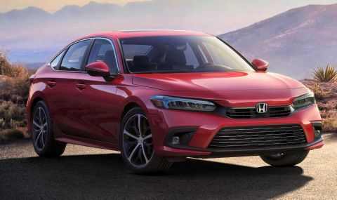 Honda официално показа новия Civic