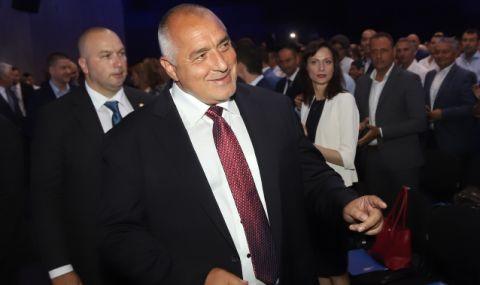 Борисов оцеля като плевел