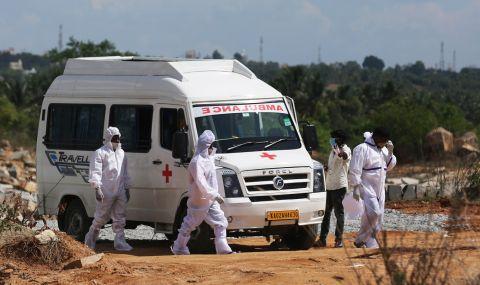 Жертвите на COVID-19 в Латинска Америка надхвърлиха 1 млн. - 1