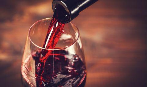Червеното вино запазва паметта