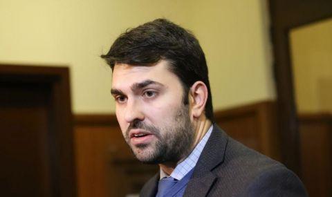 Георг Георгиев: ЕК е тази, която препоръча създаването на спецоргани към съдебната власт